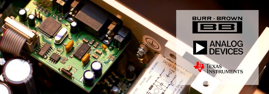 Audio Operational Amplifiers