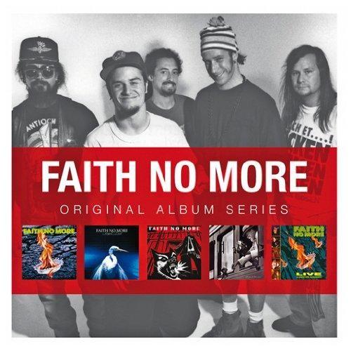 FAITH NO MORE - Original Album Series (5 CD)