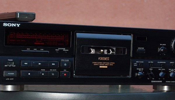 Sony TC-K909ES