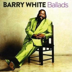 BARRY WHITE - BALLADS
