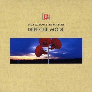 DEPECHE MODE - MUSIC FOR THE MASSES (CD + DVD)