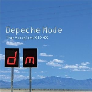 DEPECHE MODE - SINGLES 81-98 3CD