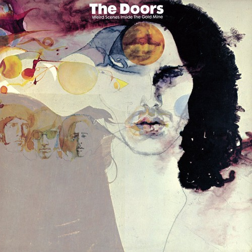 DOORS - WEIRD SCENES INSIDE THE GOLD MINE 2CD