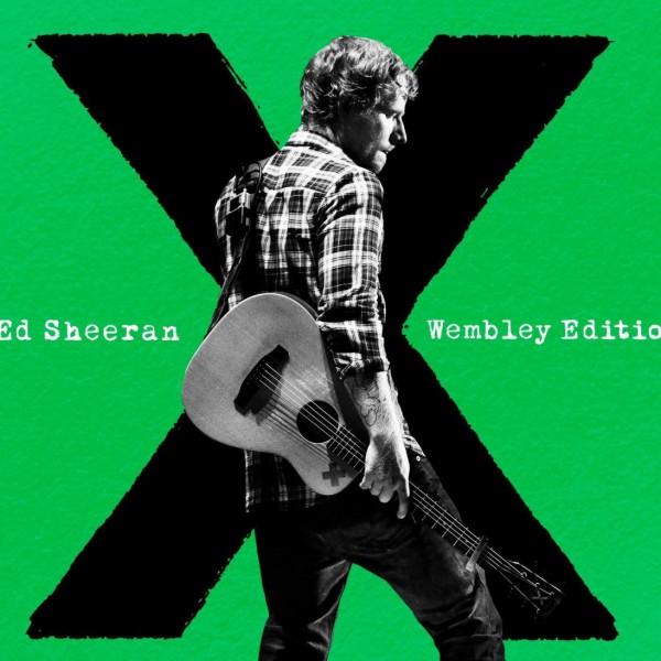 ED SHEERAN - MULTIPLY ( X ) WEMBLEY CD + DVD