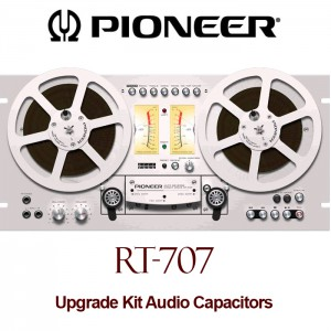 Pioneer RT-707 Upgrade Kit Audio Capacitors