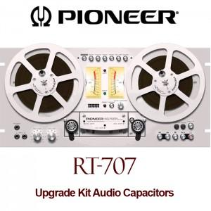 Pioneer RT-707 Upgrade Kit Audio Capacitors