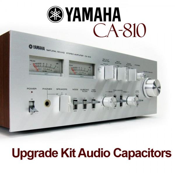 Yamaha CA-810 Upgrade Kit Audio Capacitors