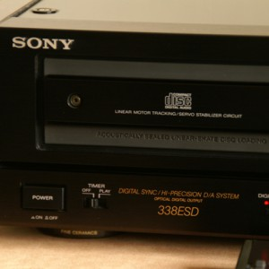 Sony CDP-338ES