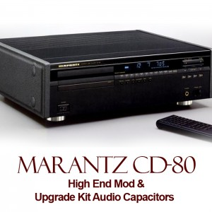 High End Mod For Marantz CD-80
