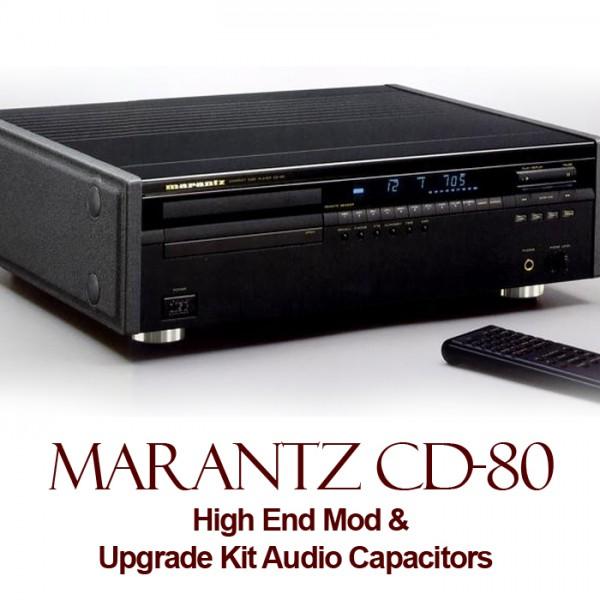 High End Mod For Marantz CD-80