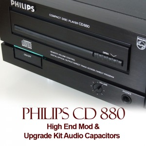High End Mod For Philips CD 880