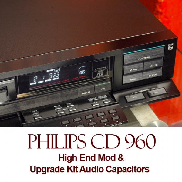High End Mod For Philips CD 960