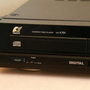 Sansui CD-X701