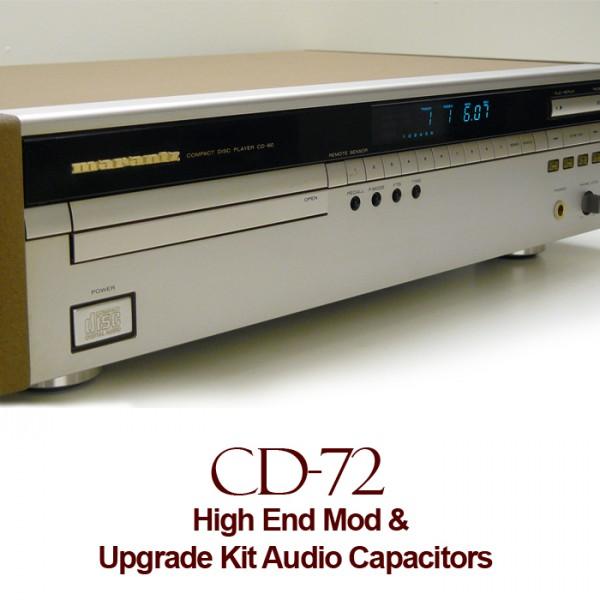 High End Mod For Marantz CD-72