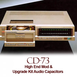 High End Mod For Marantz CD-73