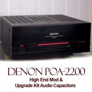 High End Mod For Denon POA-2200