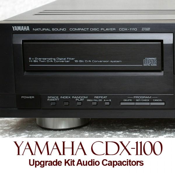 Yamaha CDX-1100 Upgrade Kit Audio Capacitors