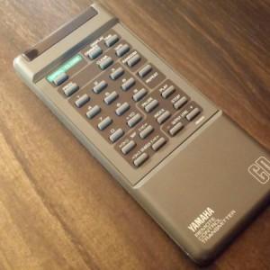 YAMAHA CD Remote Control VN 43010
