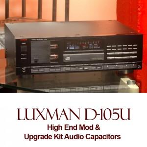 High End Mod For Luxman D-105U