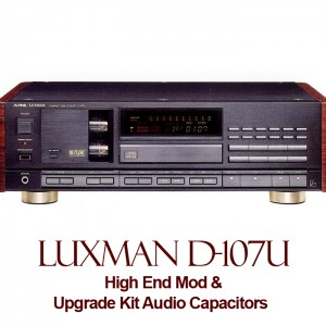 High End Mod For Luxman D-107U