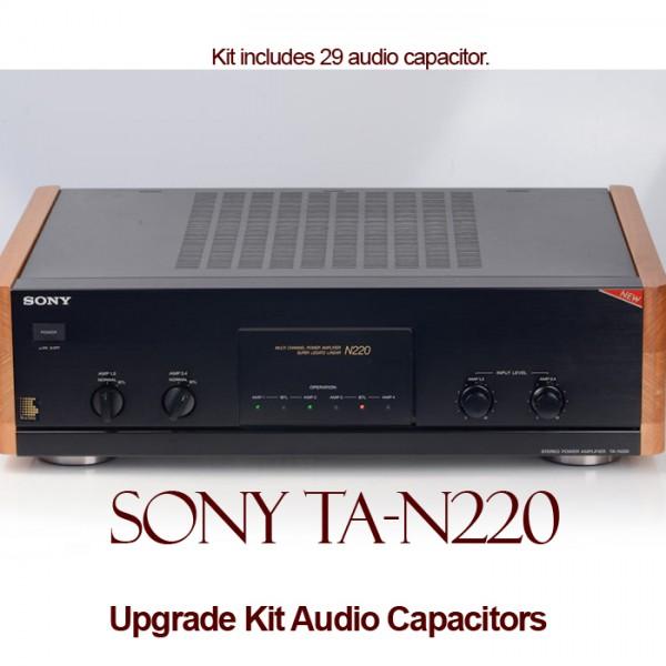 Sony TA-N220 Upgrade Kit Audio Capacitors