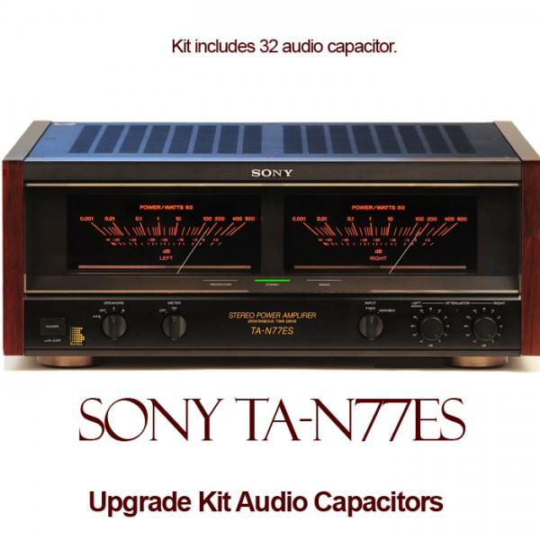 Sony TA-N77ES Upgrade Kit Audio Capacitors