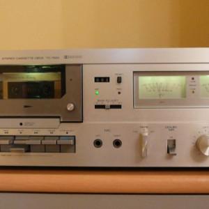 Yamaha TC-520 Stereo Cassette Deck