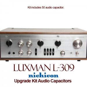 Luxman L-309 Upgrade Kit Audio Capacitors