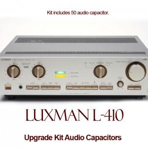 Luxman L-410 Upgrade Kit Audio Capacitors