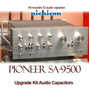 Pioneer SA-9500 Upgrade Kit Audio Capacitors