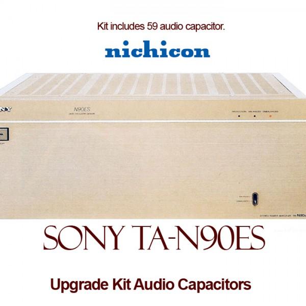 Sony TA-N90ES Upgrade Kit Audio Capacitors