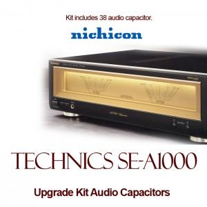Technics SE-A1000 Upgrade Kit Audio Capacitors
