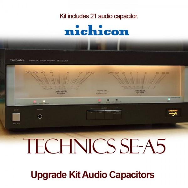Technics SE-A5 / M2 Upgrade Kit Audio Capacitors