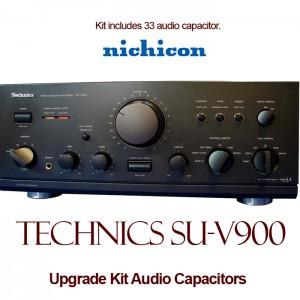 Technics SU-V900 Upgrade Kit Audio Capacitors