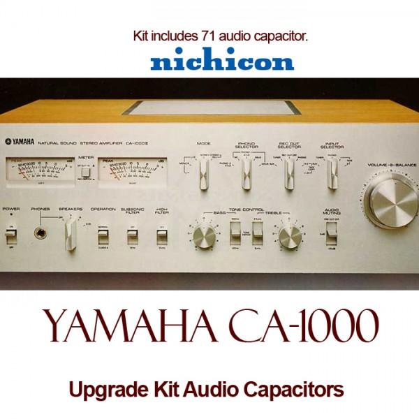 Yamaha CA-1000 Upgrade Kit Audio Capacitors