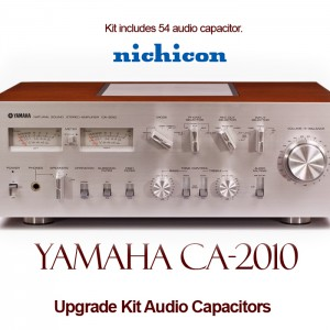 Yamaha CA-2010 Upgrade Kit Audio Capacitors