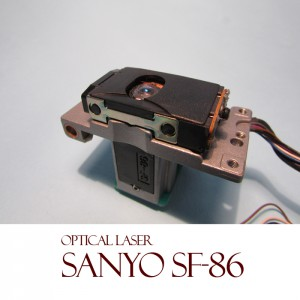 Sanyo SF-86 Optical Laser
