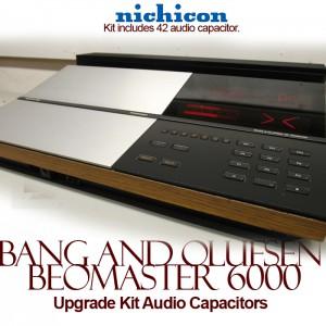 Bang and Olufsen Beomaster 6000 Upgrade Kit Audio Capacitors