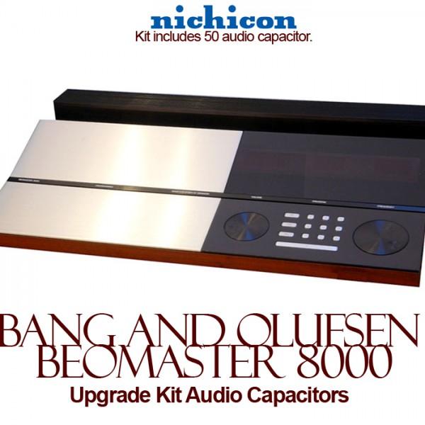 Bang and Olufsen Beomaster 8000 Upgrade Kit Audio Capacitors