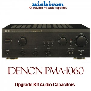 Denon PMA-1060 Upgrade Kit Audio Capacitors