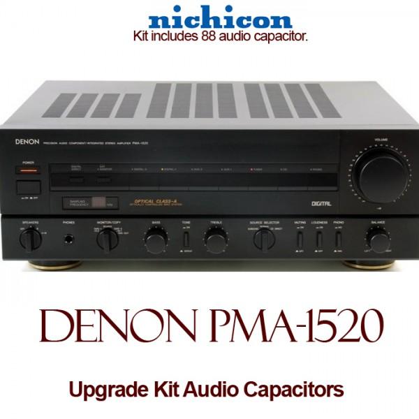 Denon PMA-1520 Upgrade Kit Audio Capacitors