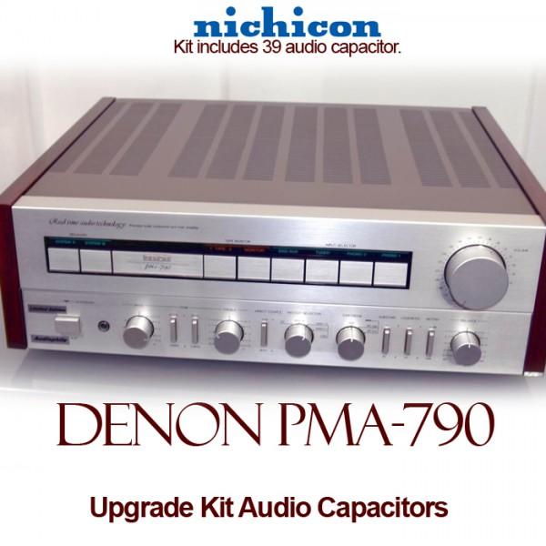Denon PMA-790 Upgrade Kit Audio Capacitors