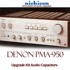 Denon PMA-950 Upgrade Kit Audio Capacitors
