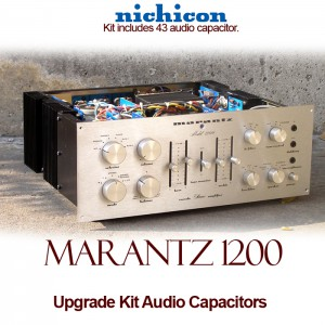 Marantz 1200 Upgrade Kit Audio Capacitors
