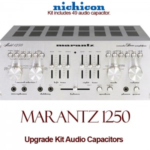 Marantz 1250 Upgrade Kit Audio Capacitors