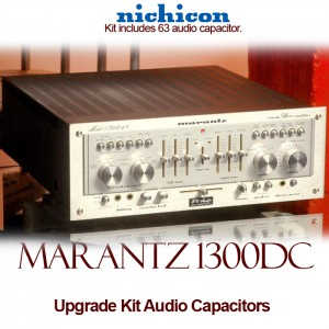Marantz 1300DC Upgrade Kit Audio Capacitors