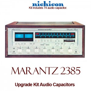Marantz 2385 Upgrade Kit Audio Capacitors