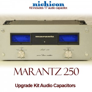 Marantz 250 Upgrade Kit Audio Capacitors