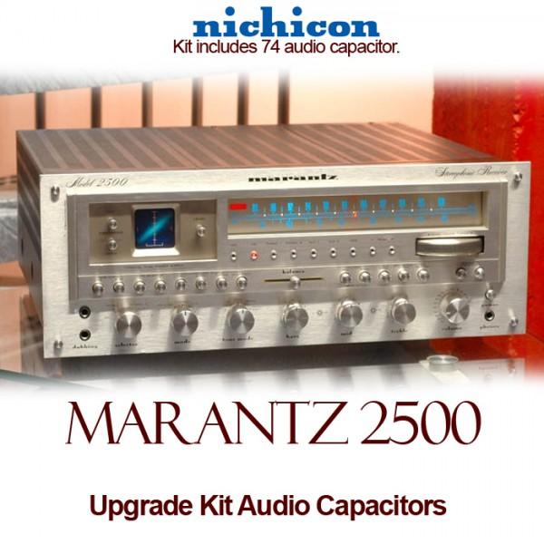 Marantz 2500 Upgrade Kit Audio Capacitors