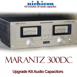 Marantz 300DC Upgrade Kit Audio Capacitors